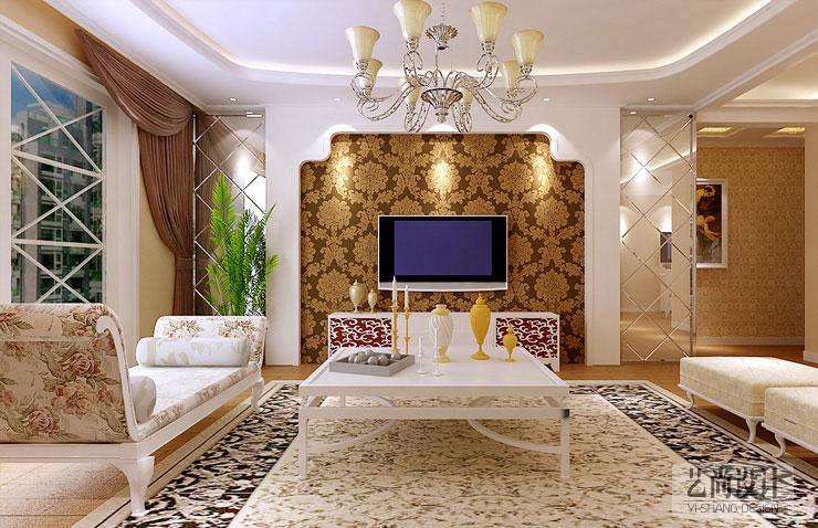 升龙城三室两厅两卫betvlctor伟德中文版案例效果图