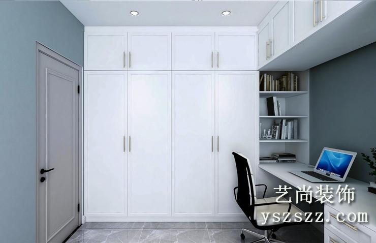 五建新街坊121平三室两厅轻奢风格样板间betvlctor伟德中文版效果图