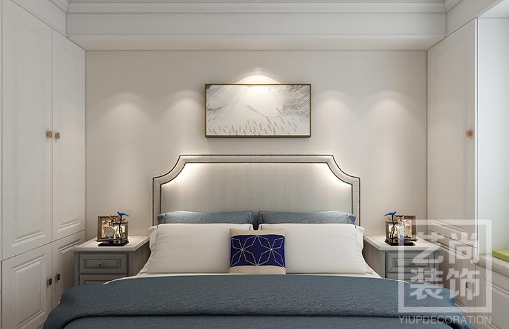郑州亚星盛世云水居142平方四室两厅(带赠送面积)时尚简约风格样板间betvlctor伟德中文版案例效果图