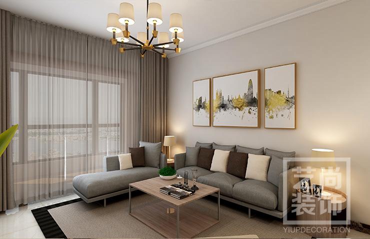 钱隆城三室两厅一卫betvlctor伟德中文版案例效果图